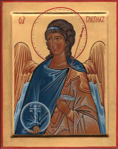 Gabriele, arcangelo