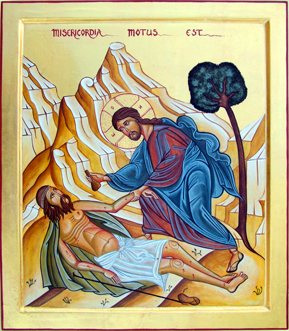 Gesù Buon Samaritano