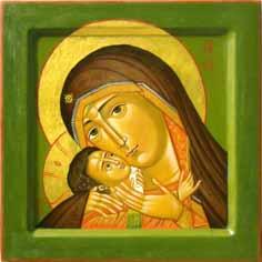 Madre di Dio della Tenerezza (Korsun)