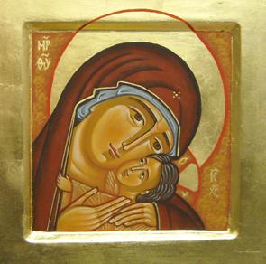 Madre di Dio della Tenerezza