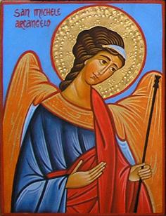 Michele, arcangelo