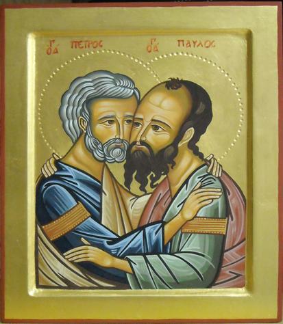 Pietro e Paolo, santi