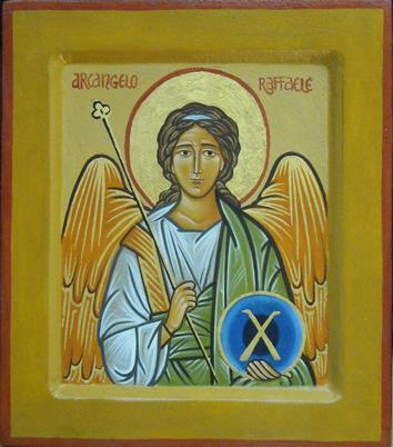 Raffaele, arcangelo