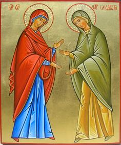 Visitazione di Maria ad Elisabetta